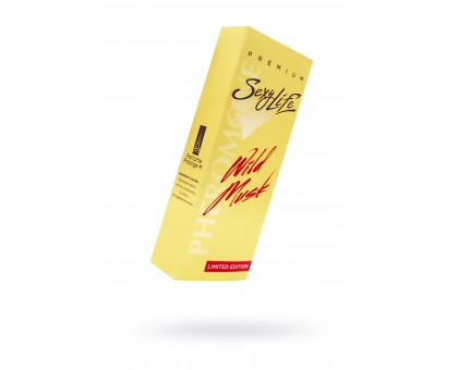 Духи с феромонами Wild Musk №5 философия аромата Boss ma vie, женские, 10 мл