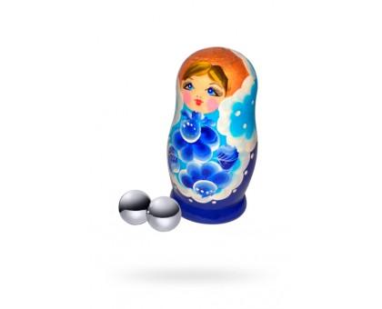 Вагинальные шарики Sitabella металлические,Ø2,2 см