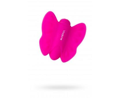 Вибромассажер Nalone Madam, Силикон, Розовый, 5 см