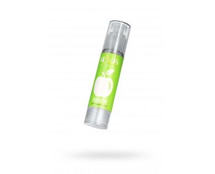 Гель-лубрикант Sexus на водной основе с ароматом яблока Crystal Apple 60 мл